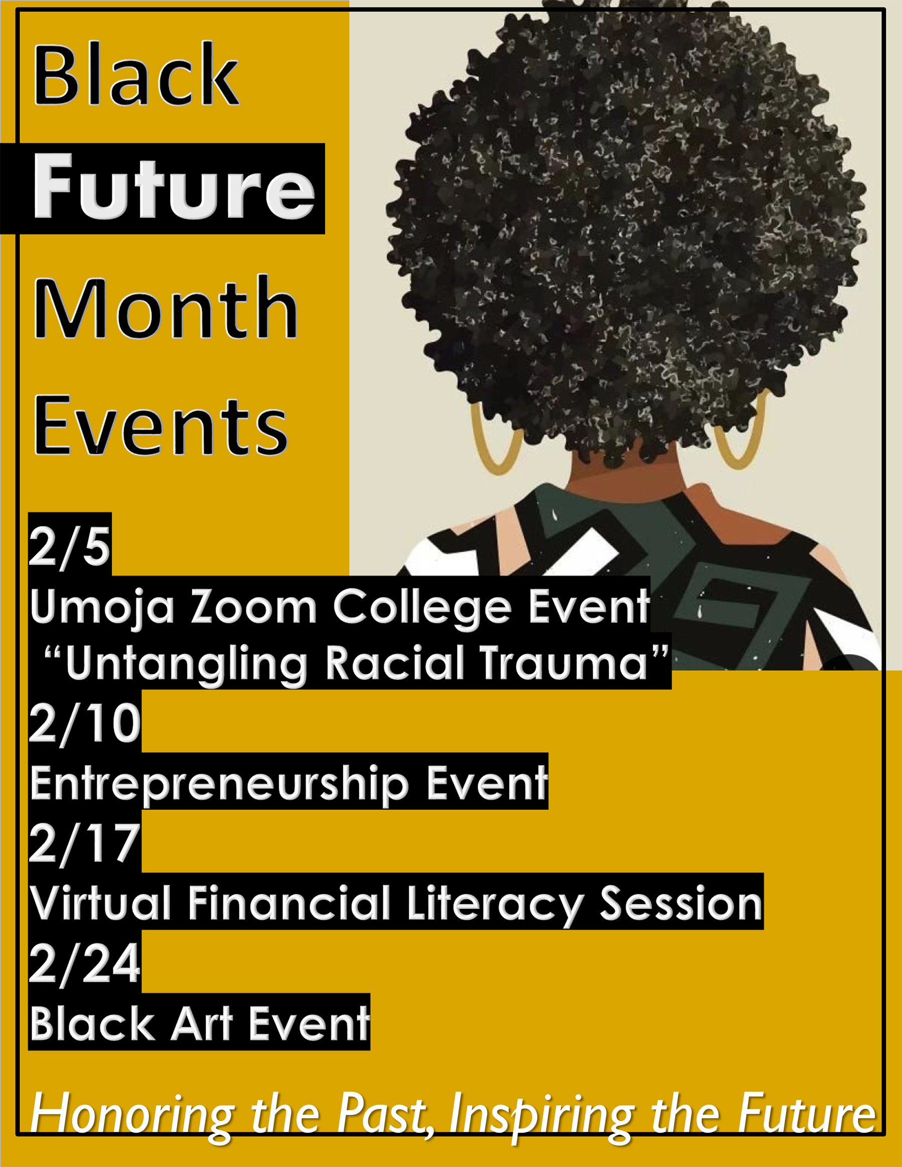 Black History Month - Oakland